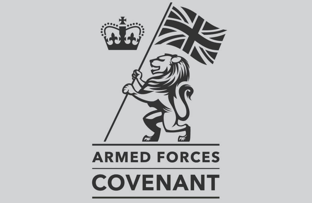ALPHA¹ SIGN THE ARMED FORCES CORPORATE COVENANT PLEDGE