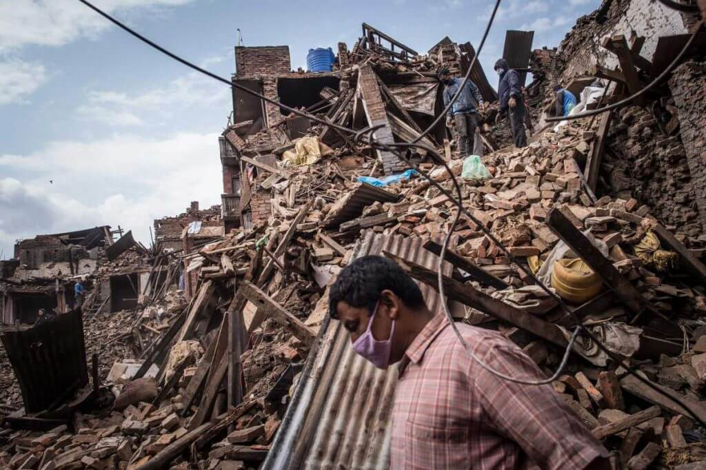 Make a difference and support Nepal today